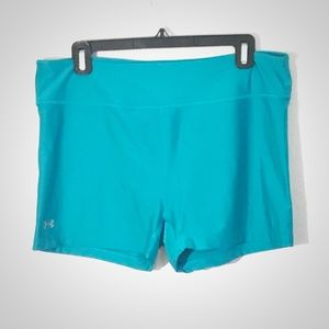 Under Armour Compression Booty Shorts